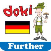 用Doki Further学习德语 为iPad