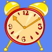 Clock: 练习英语在线儿童 1