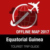 赤道几内亚 旅游指南+离线地图
