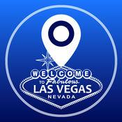 拉斯维加斯离线地图+城市指南导航,旅游和运输2.5