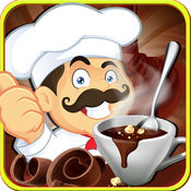 热巧克力制造商 - 疯狂的厨房和厨师游戏