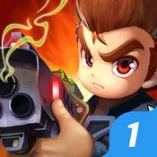 热血战斗:射击游戏