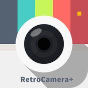 RetroCameraPlus - かわいい&おしゃれな無料カメラアプリ