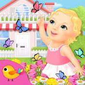 甜心宝贝的梦幻小屋——家中照顾、玩耍和派对