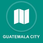 危地马拉城 : 离线GPS导航