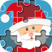 圣诞魔幻幻灯片拼图和拼图游戏2016年 1