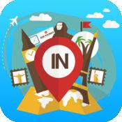 印度 离线旅游指南和地图。城市观光 孟买,泰姬玛哈陵,新德