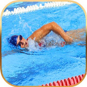 游泳比赛之世锦赛真实竞技体育