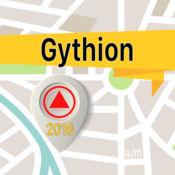 Gythion 离线地图导航和指南 1