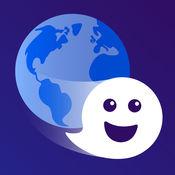 Go Talk: 学习语言 英文, 中文, 西班牙文, 世界语, 拉丁文, 波斯文, 蒙古文 和更多