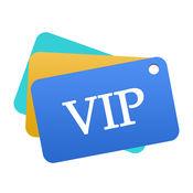 会员卡包专业版 - 密码安全管理卡片积分钱包 超级商城购物卡优惠券记账神器 中国石化石油条形码库存管理