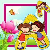 ABC字母动画学习游戏对于婴儿及儿童-S:我的小孩是了解,荷兰国际集团排序-ING