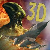 太空战机 3D - 太空战机 清理无限宇宙,免费