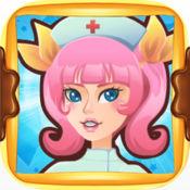 变成护士照顾孩子:长发公主儿童游戏免费6岁 6