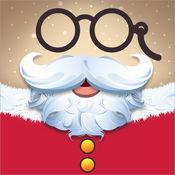 圣诞照片 - Mustache Bash 假日版