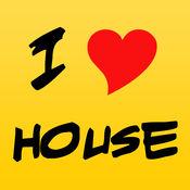我爱家 - 房子的techno音乐电台