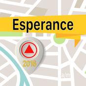Esperance 离线地图导航和指南 1