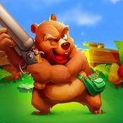 大熊跑酷游戏...
