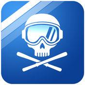 斯诺伊滑雪赛车