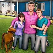 爸 模拟器 家庭 游戏 1