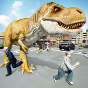 恐龙 市 模拟器 游戏 1