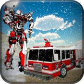 消防车机器人汽车改造 1