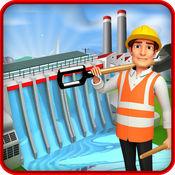 建造一个大坝修理模拟器
