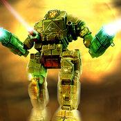 未来机甲机器人战斗