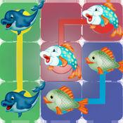 鱼儿连线解谜 1