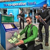 纽约城市银行劫匪与警察