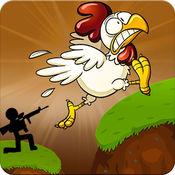 鸡 射击 空间 侵略者