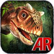 AR小恐龙快长大...