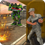 狙击战Vs的机器人变换 1