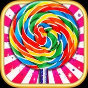 棒棒糖制作游戏 - 七合一蛋糕食物烹饪免费儿童游戏