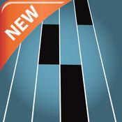 最新黑白钢琴块...