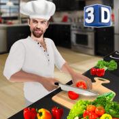 虚拟厨师烹饪游戏3D1