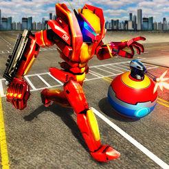 机器人球战争