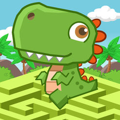 逃离恐龙岛迷宫