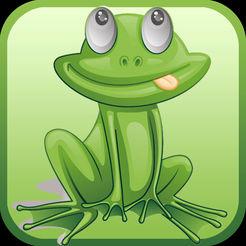 青蛙跳跃吧