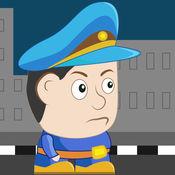 史诗警察枪射击亲 - 游戏机4388小游戏