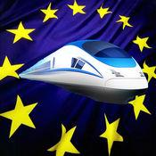 全欧列车大巴实时路线规划