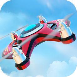 无人机飞行旅行HD