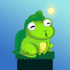 青蛙跳 !