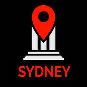 悉尼旅游指南 - 离线地图