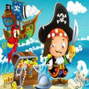 宝贝岛海盗游戏为孩子的传奇