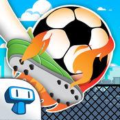 Legend Soccer Clicker - 足球明星的游戏