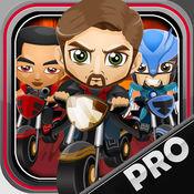 闪存赛车传奇. Flash Racing Legends Pro