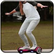 喷射滑板辛:悬浮滑板特技赛车