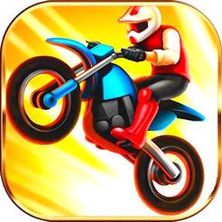摩托车山地越野爬坡