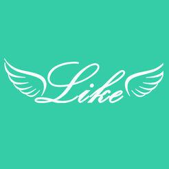 like天使